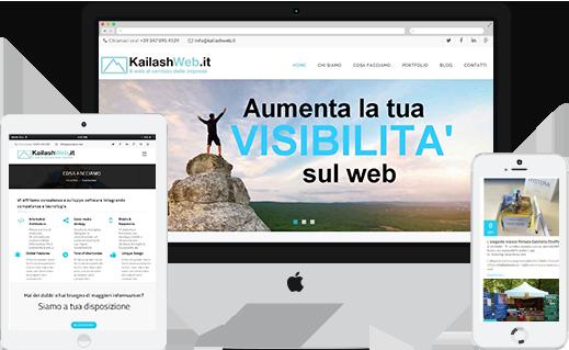 Realizzazione siti internet responsive